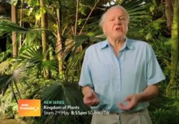 David Attenborough – Kingdom Of Plants
